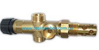 DBV1 Regulus клапан перегріву твердопаливного котла