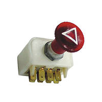 Кнопка аварийки КАМАЗ старого образца