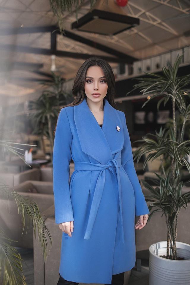 Пальто женское Джинс