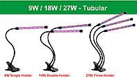 Фито светильник  прищепка  для растений Led  GW -9W  5V  USB  Full Spectrum, фото 4