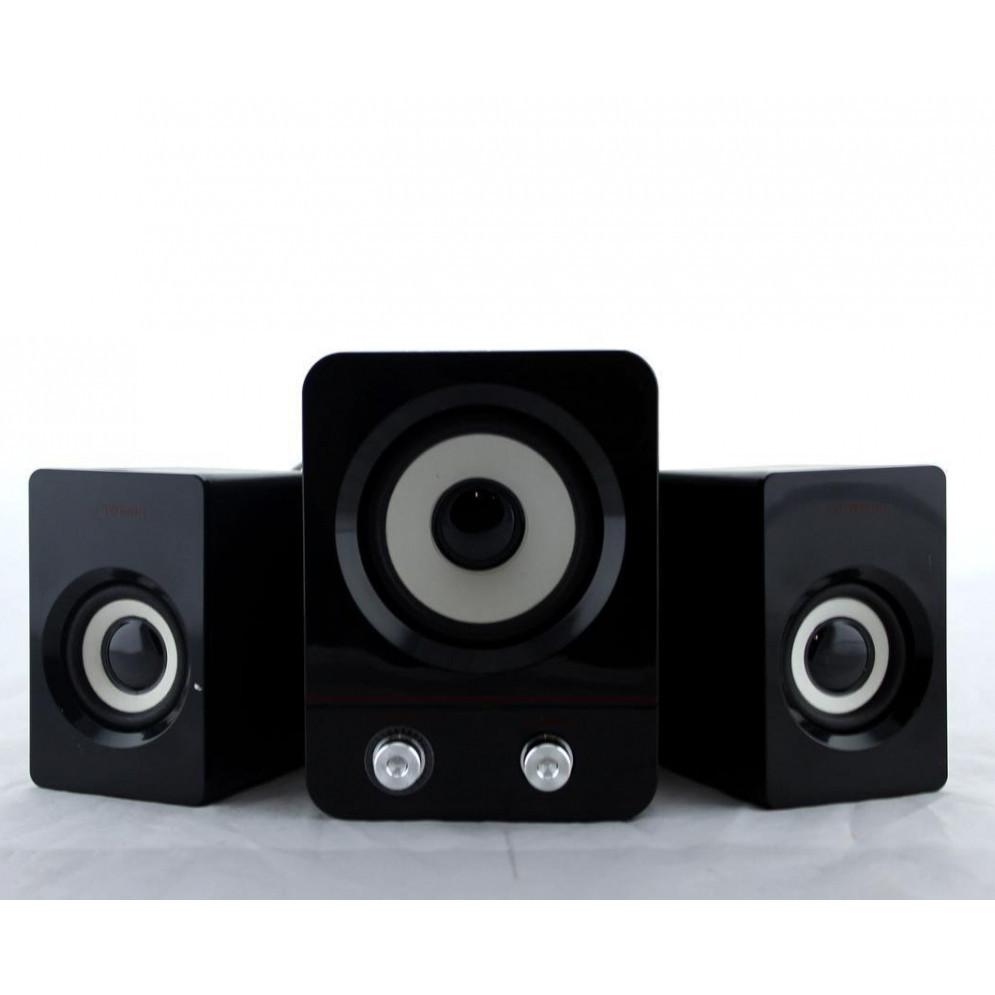 Комп'ютерні колонки акустика H1 Bass Usb