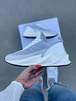 Кроссовки Adidas Sharks Boost Light Grey
