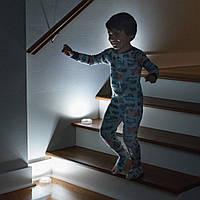 Универсальный точечный светильник Atomic Beam Tap Light, точечная подсветка,мини светильник - 178316 (SKU777)