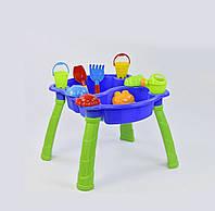 Столик для песка и воды HG 604 с аксессуарами - 153722