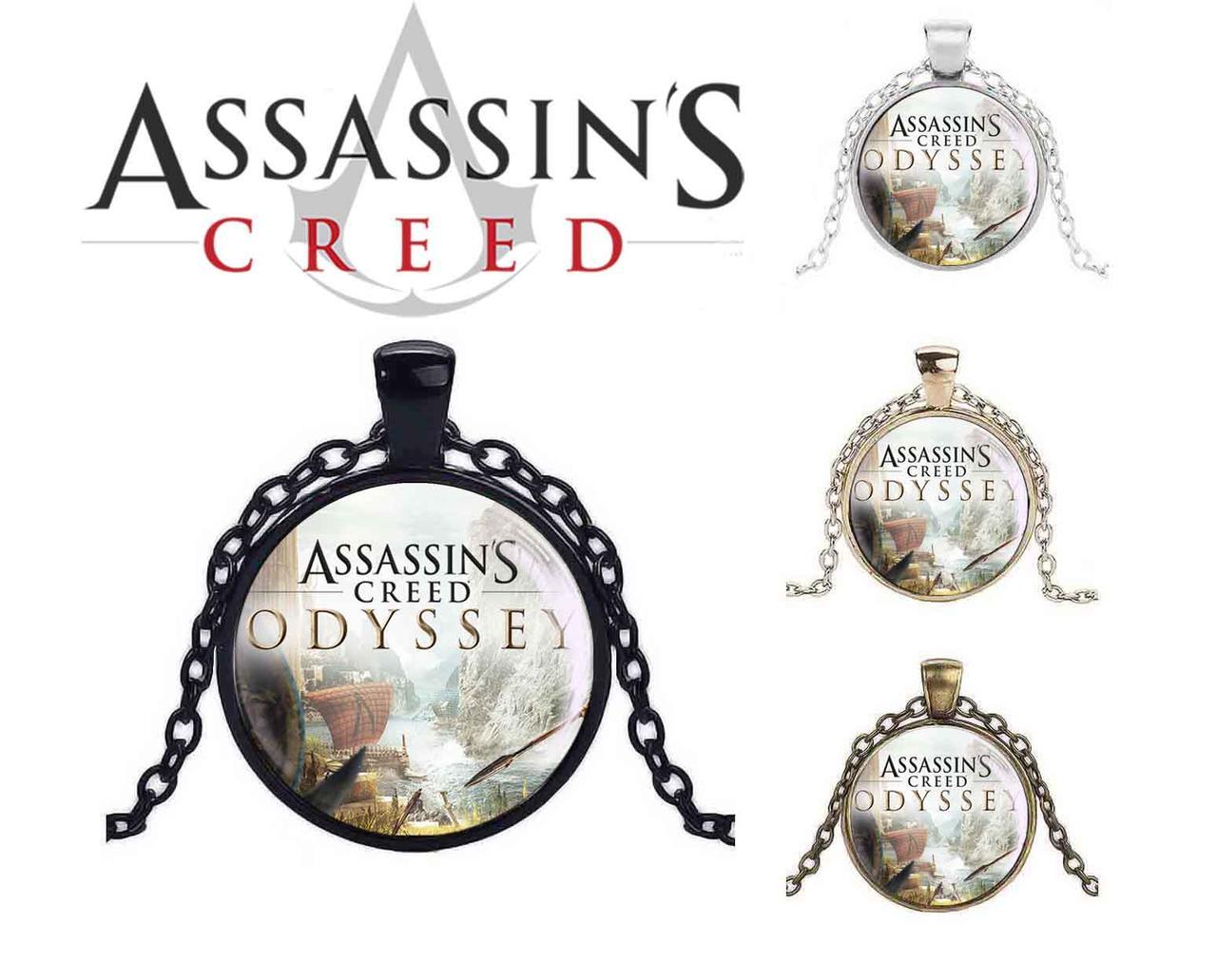 Кулон Odyssey Кредо ассасина / Assassin's Creed