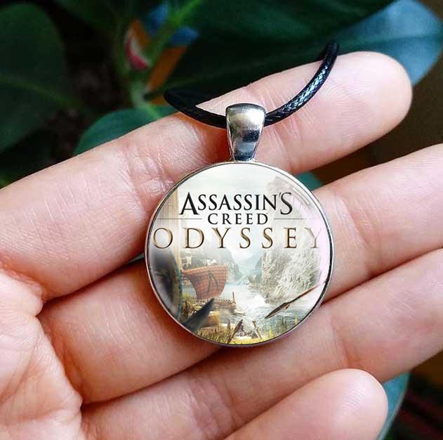 Кулон Кредо ассасина / Assassin's Creed