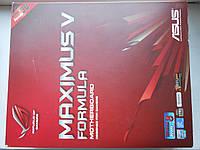 Топовая материнская плата на Socket 1155 -Asus Maximus V Formula (Rev.1.02) Socket 1155 - в идеале!!!
