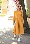 Женское платье-миди (в расцветках), фото 8