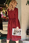 Женское платье-миди (в расцветках), фото 2