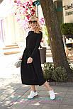 Женское платье-миди (в расцветках), фото 4