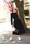 Женское платье-миди (в расцветках), фото 9