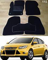 Коврики на Ford Focus III '11-18. Текстильные автоковрики, фото 1