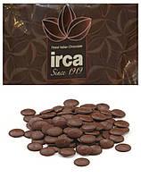 Черный Итальянский шоколад Irca ( Ирка), 100 грамм