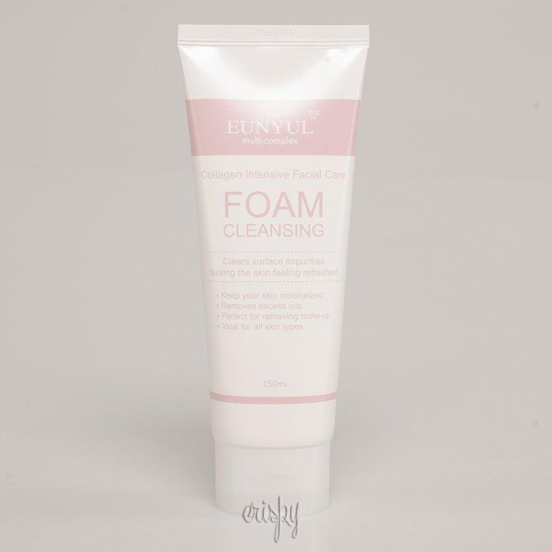 Коллагеновая пенка для умывания лица EUNYUL Collagen Foam Cleanser