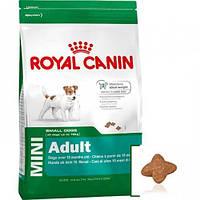 Сухой Корм Royal Canin Mini Adult Для Собак Мелких Пород Старше 10 Месяцев, 2 Кг