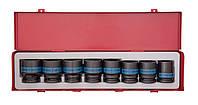 """Набор ударных торцевых головок 3/4"""", шестигранные, 21-41 мм, 8 предметов"""