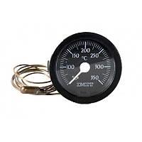 Термометр (круглый) ф52мм, диапазон 0-120С