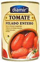 Помидоры целые Diamir Tomate Pelado Entero 390г.ж/б