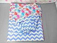 Постельный комплект для подростковой кровати