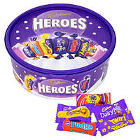 Подарочный набор конфет Cadbury Heroes 600 g