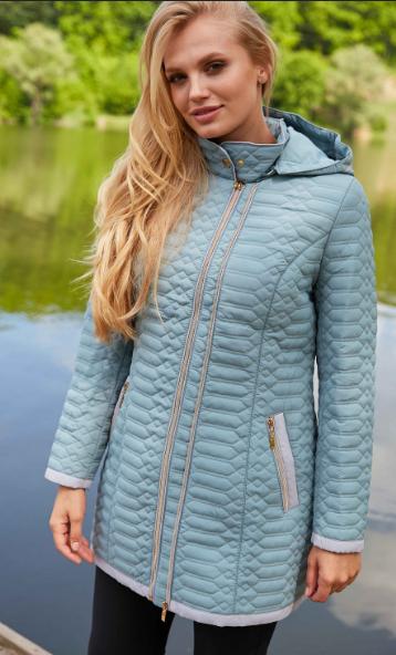Куртка женская больших размеров