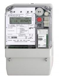 Счетчик электрической энергии трехфазный LZQJ-XC-S1DV-AB-FPB-D4-060010-F50/Q