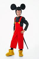Костюм Микки Мауса для мальчика  122-128 / BL - ДС212