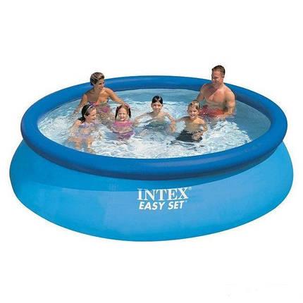 Надувной Бассейн Intex Easy Set 28130 (56420) (366х76 см.), фото 2