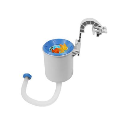 Скиммер для бассейнов Intex 28000 | 58949 . Скиммер — устройство для сбора мусора с поверхности воды. , фото 2
