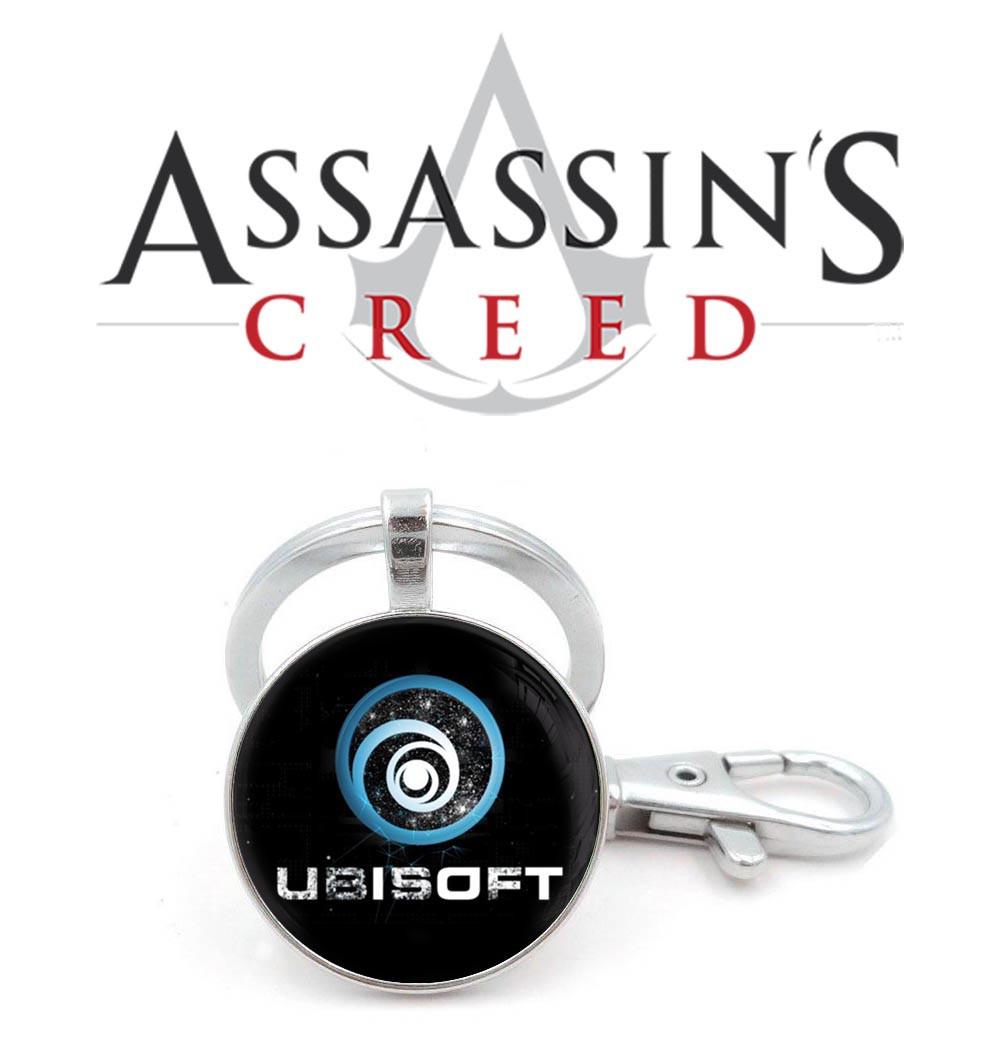 Брелок Ubisoft Кредо ассасина / Assassin's Creed