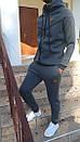 Мужской спортивный костюм Теплый, фото 4