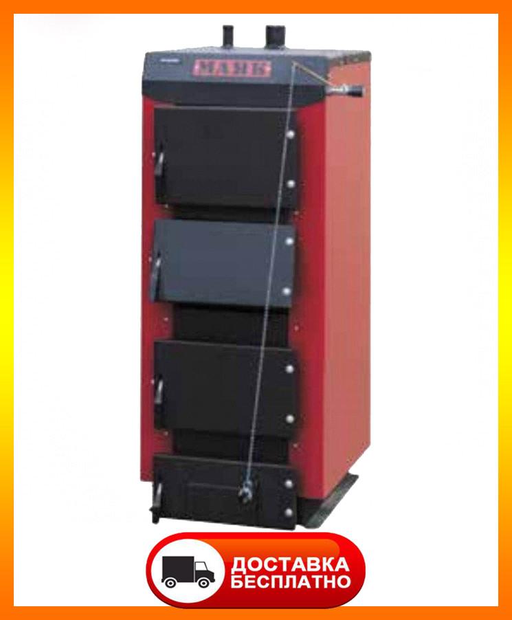 Твёрдотопливный котел МАЯК КТР-25 кВт ECO MANUAL UNI