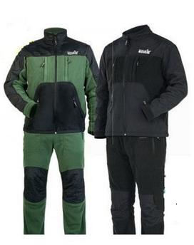 Костюм из флиса Norfin Polar Line 2 GRAY