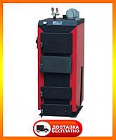 Твёрдотопливный котёл МАЯК длительного горения КТР-40 кВт ECO MANUAL