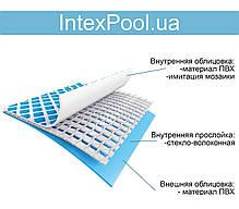 Каркасный бассейн Intex 28350. Сборный Ultra Frame 400 х 200 х 100 см, фото 2