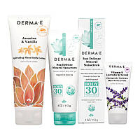 Набор по уходу за кожей тела, Derma E