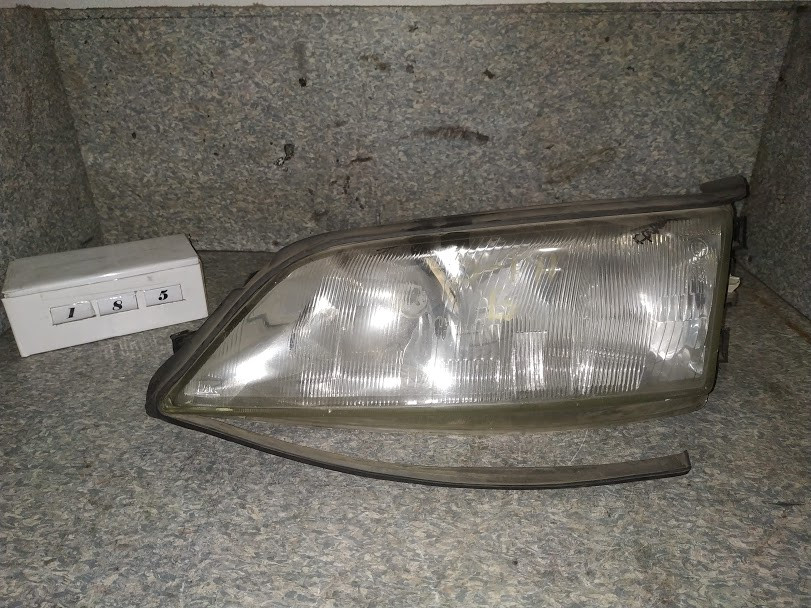 №185 Фара ЛІВА для Opel Vectra B 96-99 ДИФЕКТ