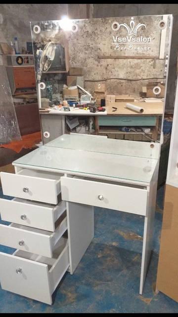 Изготовление  Визажного стола V424-723 для Полищука Романа из Луцка