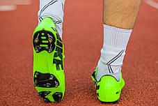 Бутсы Nike Mercurial (салатовые) 1004, фото 2