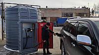 МИНИ АЗС на базе резервуара SWIMER 5000л 220В 56л/мин PIUSI (Италия) для дизтоплива
