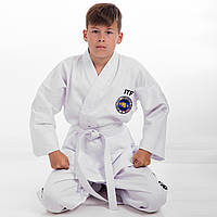 Добок кимоно для тхэквондо ITF 5468: размер 120-170см, плотность 240, фото 1