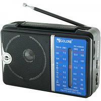 Радиоприемник GOLON RX-A06AC портативный для дома дачи отдыха