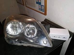 №140 Фара ПРАВА для Opel Astra H 06-14 ТЕМНА ДИФЕКТ