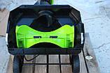 Снегоуборщик аккумуляторный Greenworks GD80SB (2601302) 80V (51 см) бесщеточный без аккумулятора и зар. ус-ва, фото 9