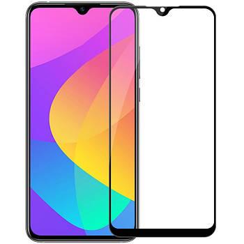 Защитное стекло 3D 9H (full glue) (без упаковки) для Xiaomi Mi A3 (CC9e)