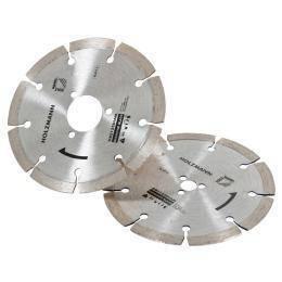 Диск алмазный запасной 2 шт. Holzmann DBS125DIAM