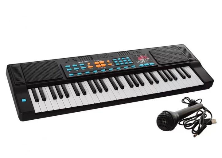 Детский синтезатор Пианино HS5460A 54 клавиши