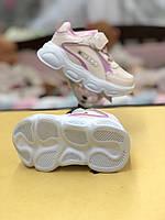 Кроссовки для девочки (21-26)р GFB Китай розовый KJ71-1F