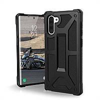 Чехол UAG для Galaxy Note 10 Monarch, Black (211741114040)