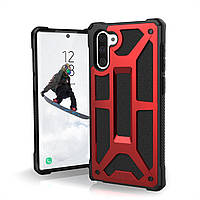 Чехол UAG для Galaxy Note 10 Monarch, Crimson (211741119494)